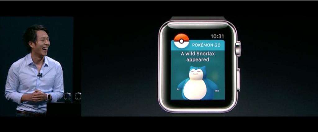 ポケモンGOがApple Watchで。Pokemon GO Plusとはなんだったのか...これで歩きスマホも激減
